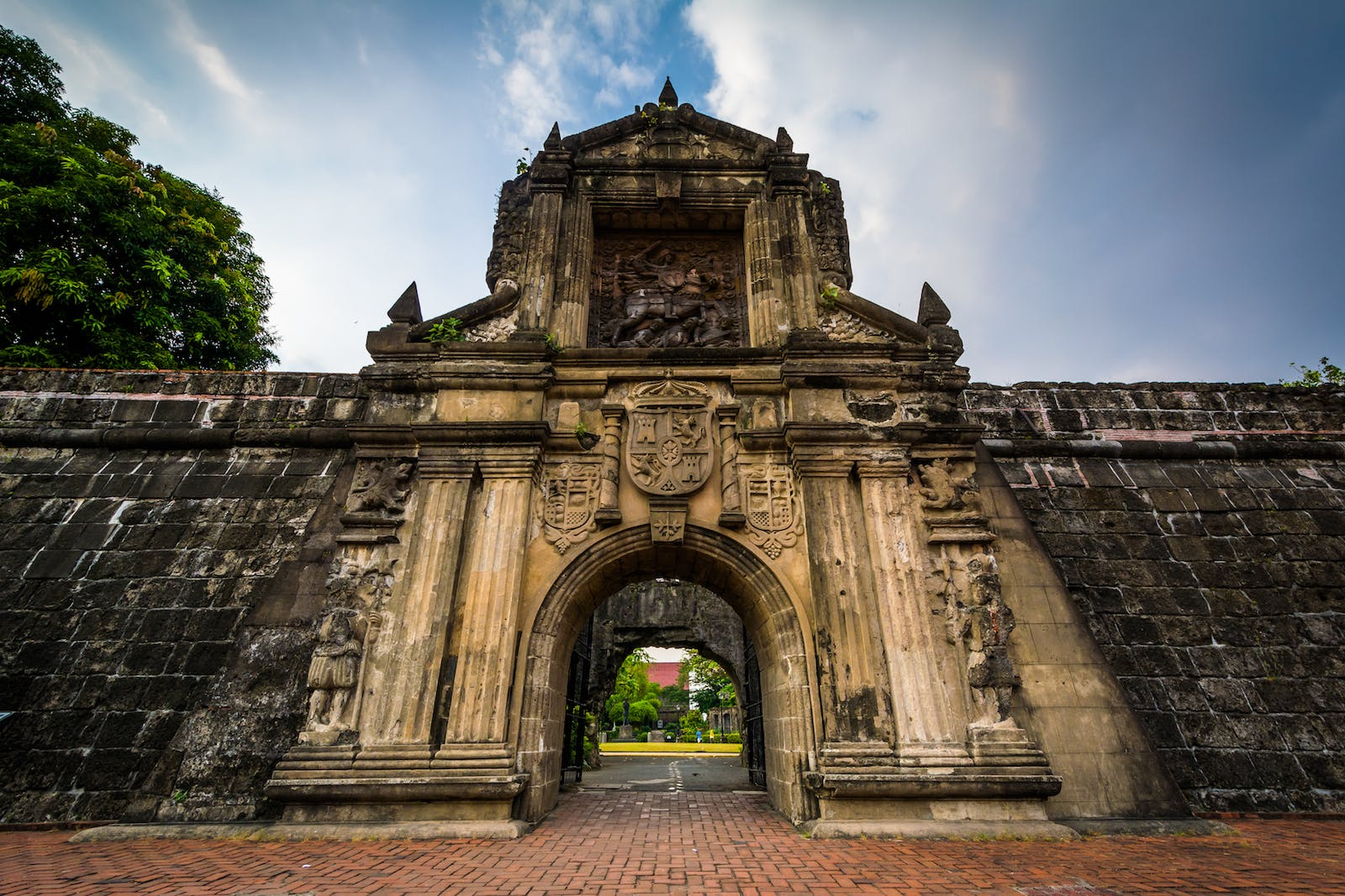 Half-Day Historical Intramuros Manila Walking Guided Tour