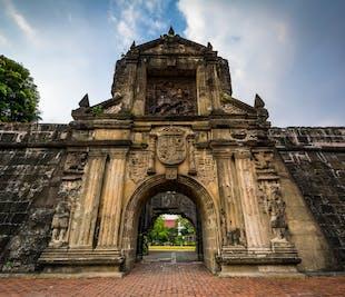 Half-Day Historical Intramuros Manila Walking Guided Tour
