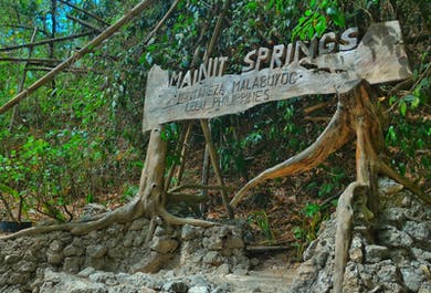 Best of Malabuyoc, Cebu | Mainit Springs and Montaneza Falls Day Tour