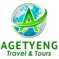 Agetyeng Travel and Tours logo