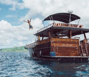 El Nido Yachting Club Experience with Lunch | Full Day Boat Group Tour