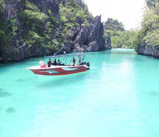 Whole Day El Nido Speedboat Tour with Lunch