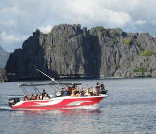 El Nido Yachting Club Experience with Lunch | Speedboat Full Day Group Tour