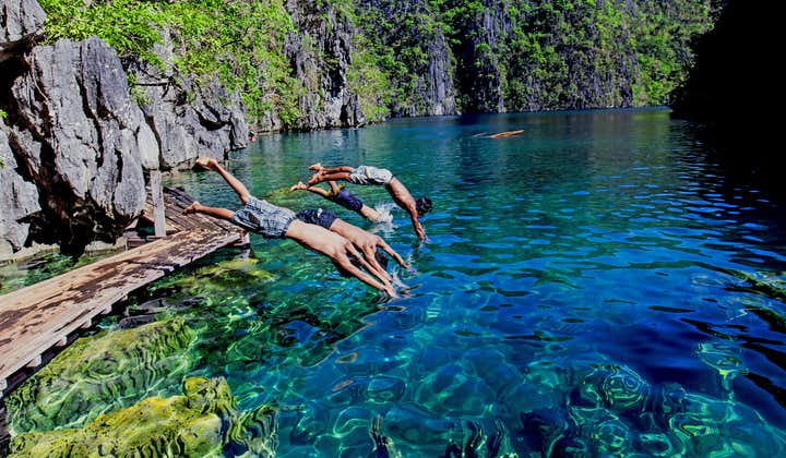 Coron Palawan Island Hopping with Lunch  | Kayangan Lake, Twin Lagoon, & More