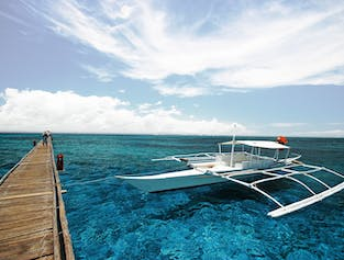 Hilutungan Island and Nalusuan Island Cebu Day Tour with Lunch & Transfer width=