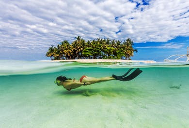 Lakawon Island Resort Private Day Tour from Bacolod City