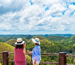 Bohol Full-Day Countryside Sightseeing | With Buffet Lunch