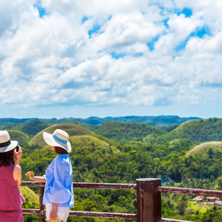 Bohol Full-Day Countryside Sightseeing   With Buffet Lunch