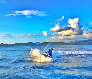 Jetski Experience in Coron | With Unlimited Use of Clear Kayak
