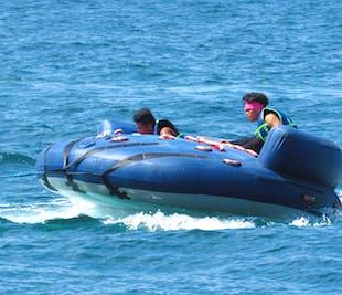 UFO Activity in Panglao Island | Bohol Water Adventure