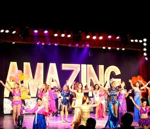 The Amazing Show Cebu | With Dinner Buffet