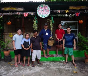 Agri-Farm Getaway in Pangasinan | Farm Tour Package with Snacks