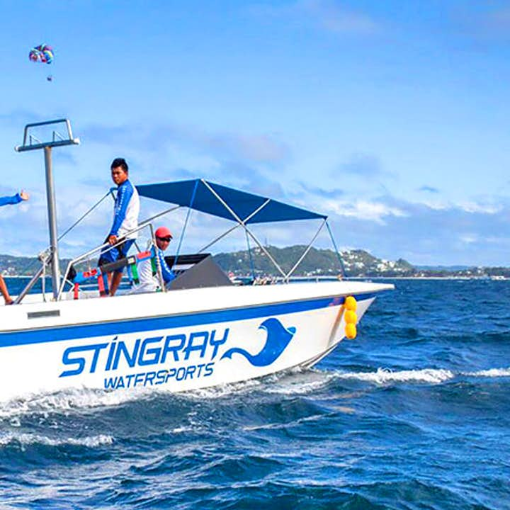 Private Speedboat Tour in Boracay | With Transfer and Guide