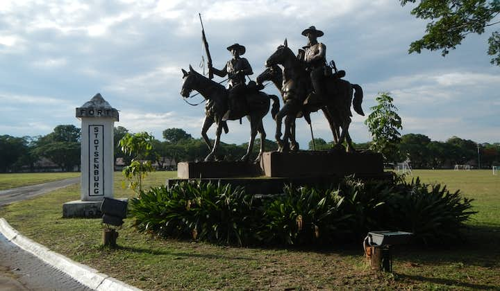 Clark Top Tourist Attractions I Pampanga Day Tour with Lunch