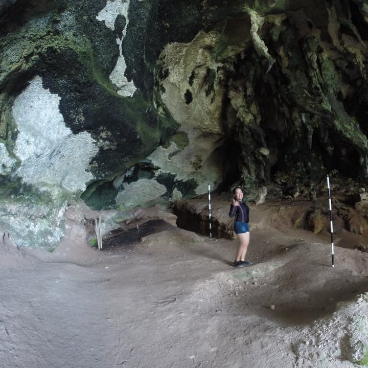 Historical Tabon Cave Guided Tour in Puerto Princesa