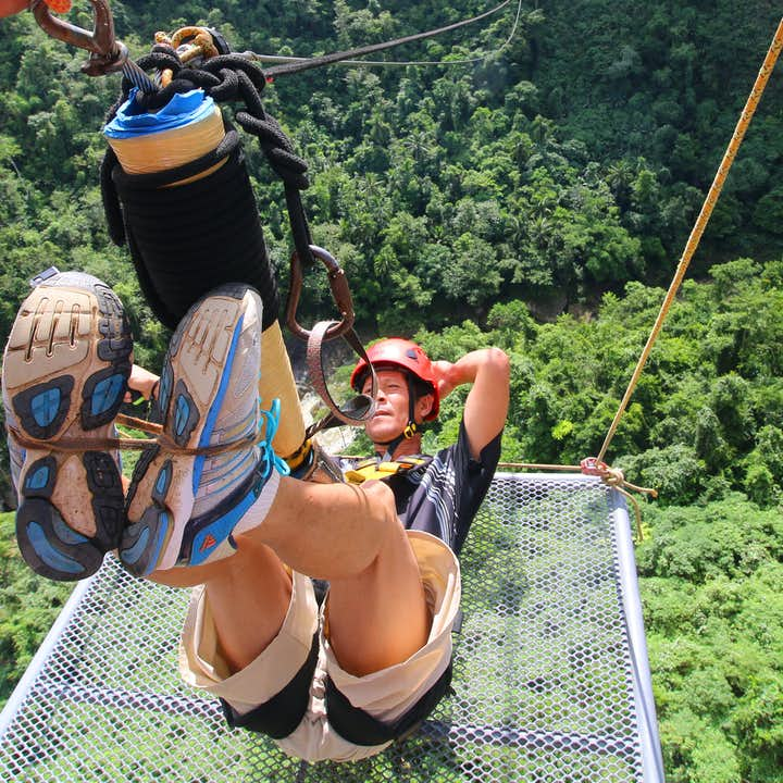 Danao Adventure Park Tour | Pick Up and Dropoff from Bohol