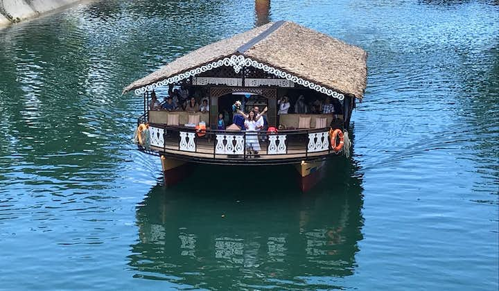 Bohol Private Full-Day Sightseeing   With Loboc River Lunch Cruise - Floating Restaurant during the Loboc River Cruise