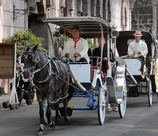 Historical Tour of Intramuros | Horse-Drawn Carriage Tour