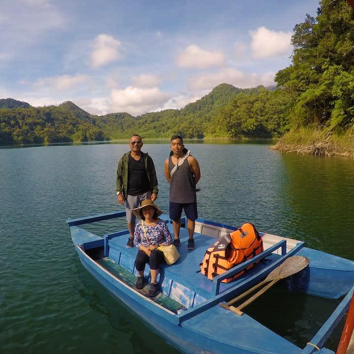 Balinsasayao Dumaguete Twinlake & City Full-Day Sightseeing