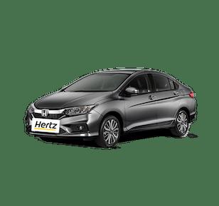 Honda` City