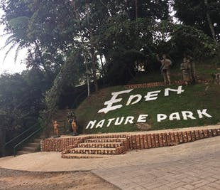 Eden Nature Park Adventure | Pick Up from Davao City