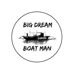 Big Dream Boat Man logo