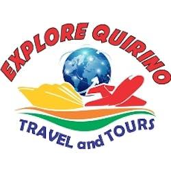 Explore Quirino Travel and Tours logo
