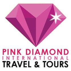 Pink Diamond International Travel and Tours logo