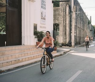 Intramuros Cycling Experience | Bambike Express Tour