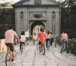 Intramuros Cycling Experience | Bambike Sunset Tour