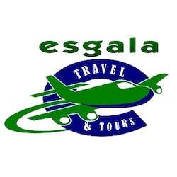Esgala Travel and Tours logo