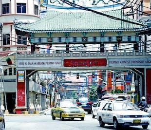 Manila Binondo Highlights & Food Tour with Chinese Cemetery