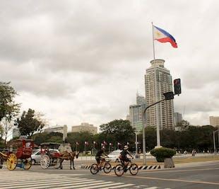 Bamboo Bike Tour of Manila Historical Landmarks and Museums