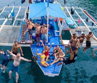 All Inclusive 3 Days & 3 Nights Best of Coron Boat Expedition Tour