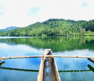 Leyte Lake Danao Day Tour with Lunch & Transfers from Ormoc