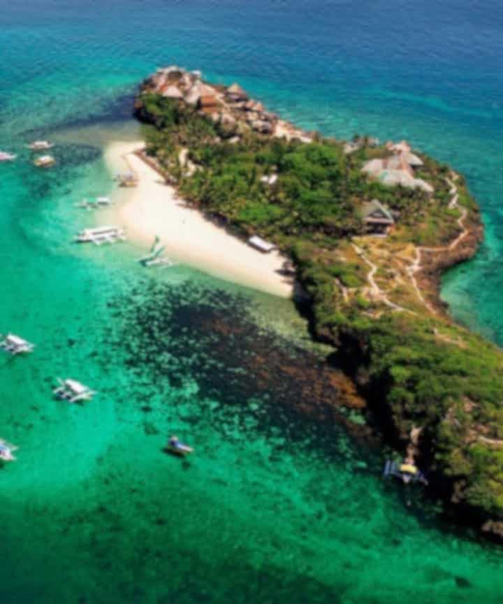 Boracay Island Hopping Tours