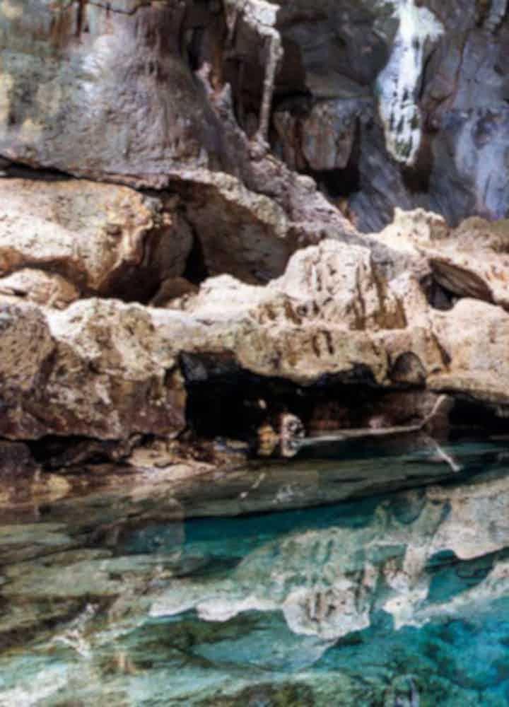 Hinagdanan Cave Tours