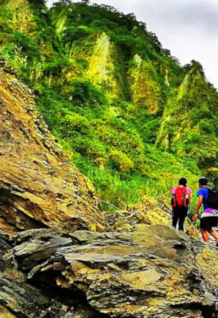 Mount Pinatubo Tours