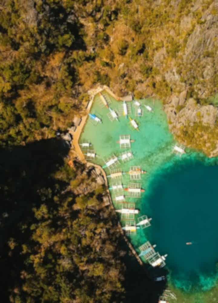 Kayangan Lake Tours