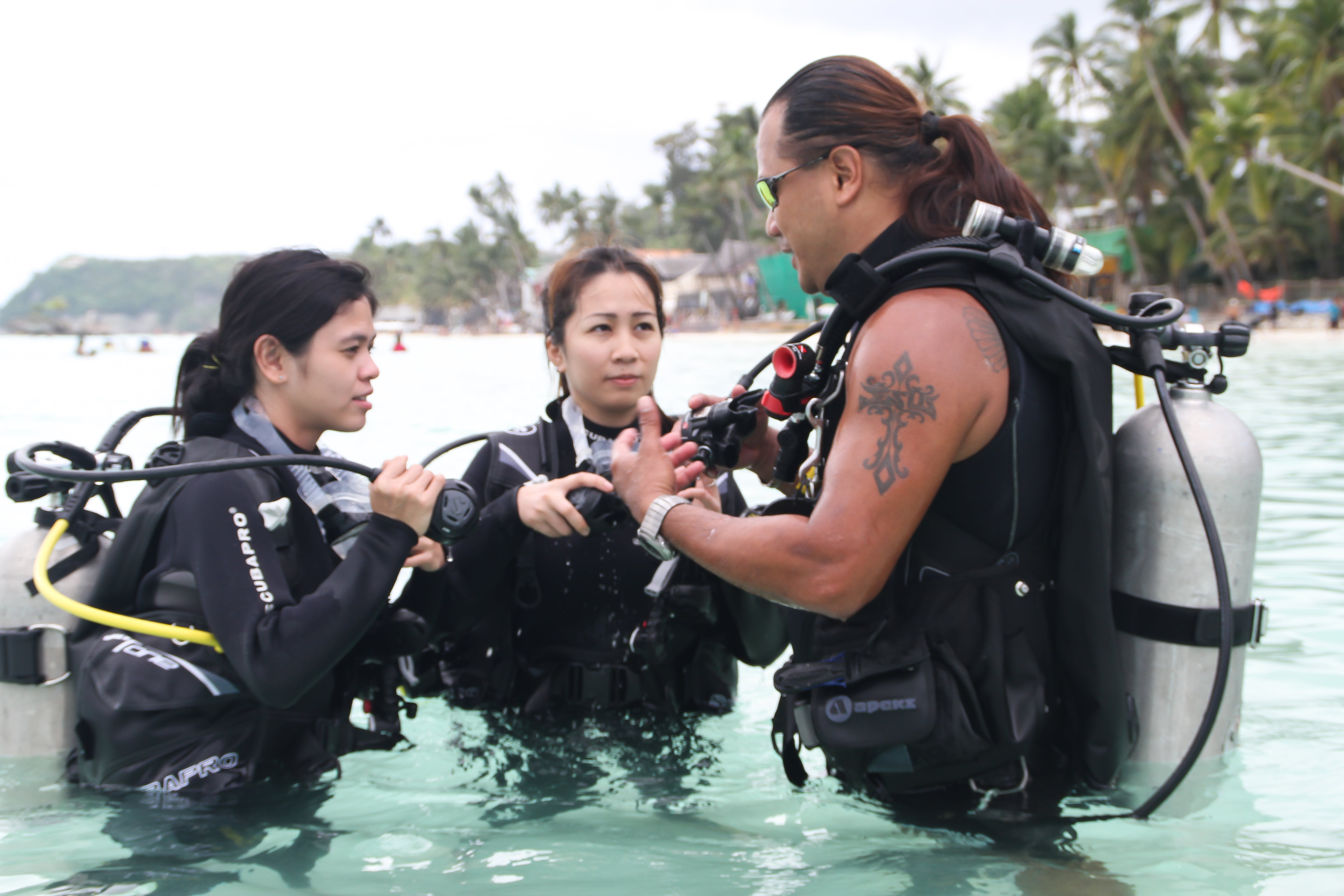 Boracay Half-Day Scuba Diving | With Hotel Transfers