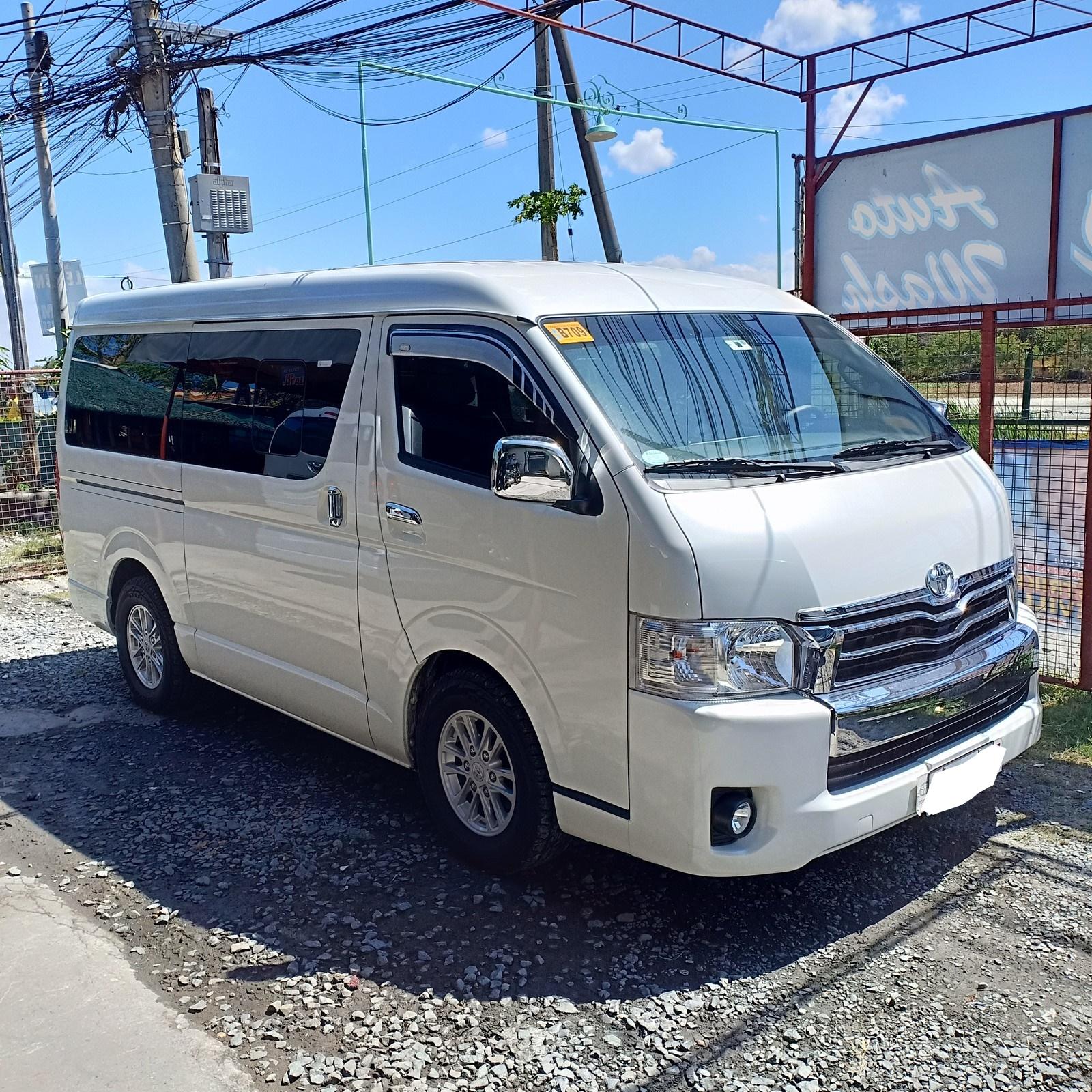 One Way Transfer from Pasay to NAIA Terminal 1-4
