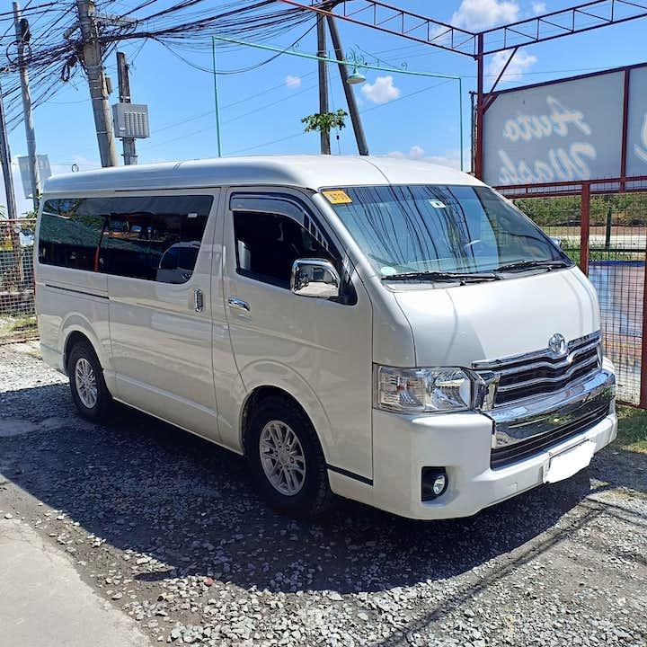 One Way Transfer from NAIA Terminal 1-4 to Sta. Lucia / Santolan