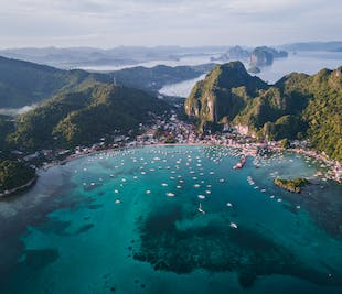 El Nido Private Island Hopping Tour B| Caves and Coves