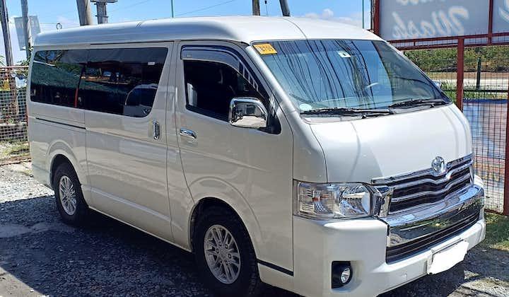 One Way Transfer from Las Pinas (Pulang Lupa) to NAIA Terminal 1-4