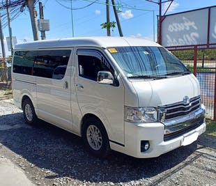 One Way Transfer from Las Pinas (Almanza Dos/Daang Hari) to NAIA Terminal 1-4