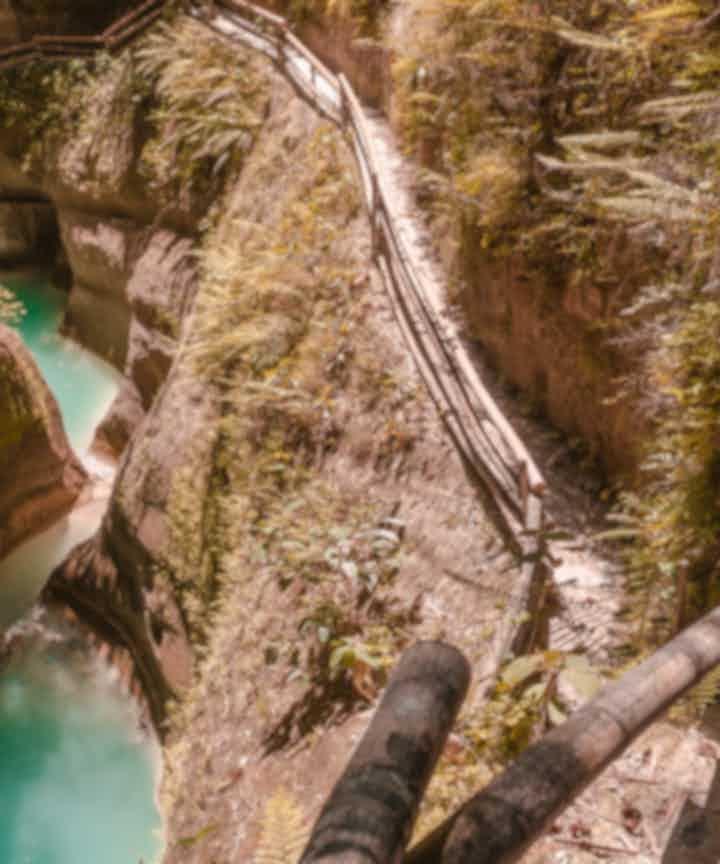 Canyoneering Tours