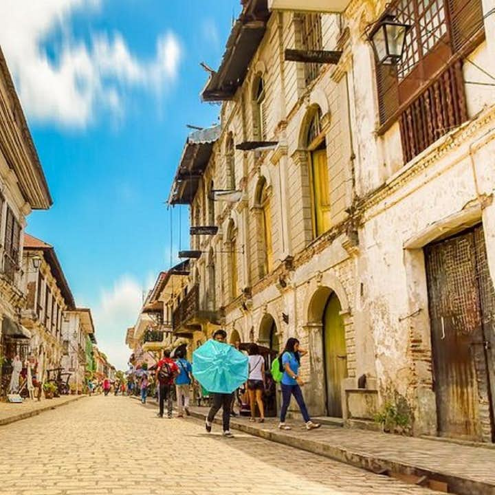 Vigan Full-Day Sightseeing | With Guide & Transfers from Manila