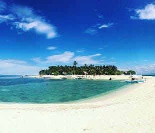 Cuatros Islas Leyte Island Hopping | With Lunch & Boat Transfer