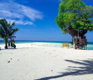 Kalanggaman Island Leyte Day Tour   With Lunch and Boat Transfer