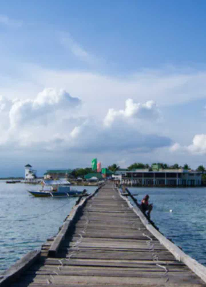 Nalusuan Island Tours